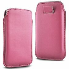 Étuis, housses et coques roses mat pour téléphone mobile et assistant personnel (PDA) Huawei