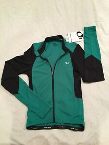 Pearl Izumi Select Pursuit, Full Zip-up L/S Cycling Jersey, Sz S, NWT! $85.00!
