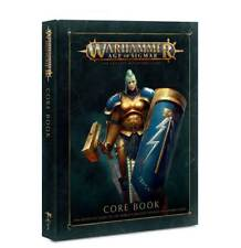 Warhammer Age of Sigmar Soul Wars Core Rules hardback book
