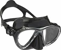 Cressi Big Eyes Evolution Scuba Diving and Snorkeling Mask - Black