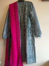 100% Silk Salwar Kameez World & Traditional Clothing