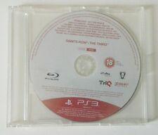 Saint Row : The Third - PlayStation 3 PS3 - Version PROMO **RARE**