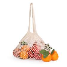 """Shellfish 10/""""x19/"""" Kindling 400 Mesh Leno bag Hold 10 lbs of Produce Firewood"""