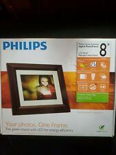 "Phillips Home Essentials 8"" Digital Photo Frame"