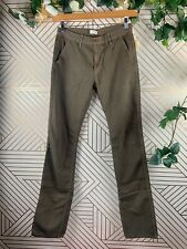 APOLIS Global Citizen Olive Green Green Pants Chino Trousers Size 30 $138
