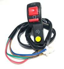 Kill Stop Starter Switch 50cc 110 125 150 200 250cc Electric Start Pit Dirt Bike