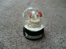 Michelin Man Snow Globe 2004 Limited Edition 00624 of 10,000