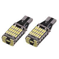 2xT15 W16W LED 45SMD Rücklicht Fehlerfrei Fehler Canbus Birne Blinker Lamp 6000K