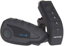 V8 BT 3.0 Bluetooth Intercom Motorcycle Helmet Waterproof Interphone Headset 5 R