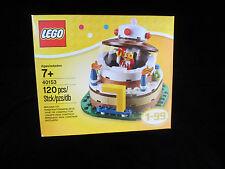 Lego Creator Birthday Cake 40153 set.  New in sealed box.