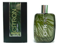 Bath and & Body Works CITRON FOR MEN Cologne Spray Signature Collection 3.4 oz.