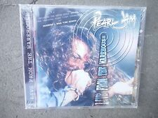 """Pearl Jam """"Live From The Warehouse"""" Pro Sourced Silver Disc Cd-Brand New/Unused!"""