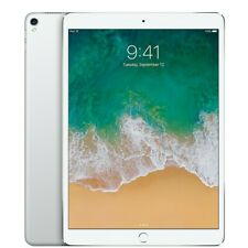 NEW Apple iPad Pro 10.5 - 256GB WiFi + 4G LTE CELLULAR FACTORY UNLOCKED | Silver