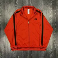 THE NORTH FACE Mens Track Jacket Coat   A5 SERIES TNF   Large L Orange