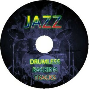 SMOOTH / JAZZ DRUMLESS BACKING TRACKS CD FOR DRUMMERS DRUMS PLAY ALONG BEST OF