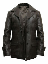 Men Leather blazer and reefer jackets - Brandslock Leather Jackets and  Coats