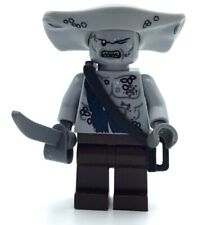 LEGO MACCUS MINIFIGURE RARE PIRATES OF THE CARIBBEAN AUTHENTIC THE BLACK PEARL