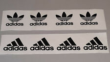 8X Adidas Logo Vinyl Decal Die Cut Cell Phone IPhone Snowboard Skate sticker