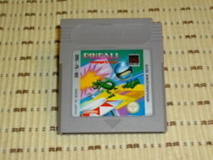 Pinball Revenge of the Gator für GameBoy und Color