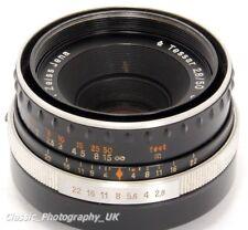 Modelo Raro de Carl Zeiss Jena Tessar 2.8/50 Pentax M42 Tornillo Film & Digital SLR