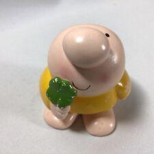 Ziggy St Patricks Day Shamrock Clover Ceramic Figure Figurine Tom Wilson