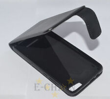 HOUSSE ETUI COQUE CUIR LUXE A RABAT WIKO LENNY 2