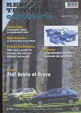 Bravo Brava Revue technique carrosserie Fiat