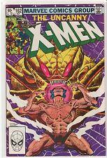 Uncanny X-men #162 Chris Claremont Wolverine solo 9.4
