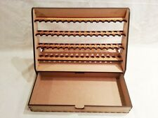 """""""Click in"""" Promarker &/or Flex Marker Stand Storage Holds 48 + Drawer"""