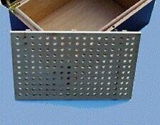 "AERATOR GRATE  ~ Humidor Bottom Aerator Insert~ Better Air Flow 10 1/2"" x 6 7/8"""