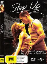 Step Up-2006-Channing Tatum-Movie-DVD