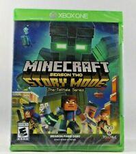 Minecraft: Story Mode -- Season Two: Season Pass Disc (Microsoft Xbox One, 2017)