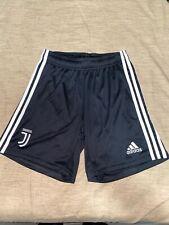 adidas Juventus FC 19/20 Home Stadium Shorts - Small