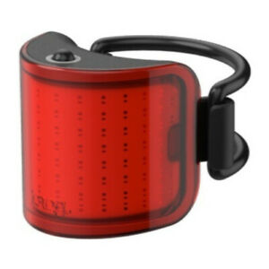 Knog Lil' Cobber Rear Bike Light, Easy To Install Programmable LEDs, Wide View