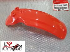 HONDA QR QR50 NEW GENUINE FRONT FENDER *R120*