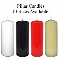 Pillar Candle ! Single Pillar Candle ! Large Candle ! Church Candle