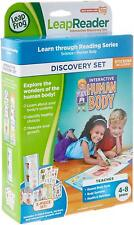 Leap Frog Leap Reader Discovery Set Interactive Science & Human Body