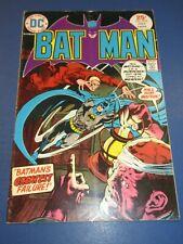 Batman #265 Bronze age Fine-