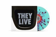 They Live Soundtrack Vinyl LP John Carpenter - Mondo Exclusive Formaldehyde Face