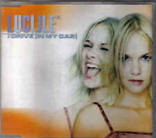 Lucille-I Drive in my Car cd maxi single eurodance Sweden