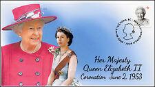 2016, Canada Fdc, Queen Elizabeth Ii, Birthday, 16-012