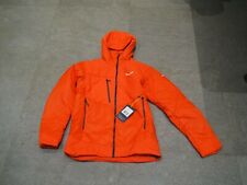 Salewa Ortles TW CLT Jacket Insulated Jacket Orange Medium