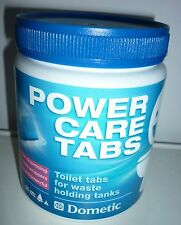 Dometic Blue Care Toilet Tablets for Caravan / Motorhome waste tanks (16 tabs)