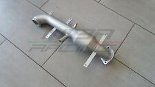 DOWNPIPE 200 CELLE TUBO RIMOZIONE DPF ALFA GIULIETTA 1.6 MJET 105CV 120CV