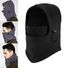 Women Men Winter Fleece Scarf Neck Warmer Face Mask Skiing Cycling Hiking Mask
