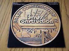 "BRASS CONSTRUCTION - HELP YOURSELF     7"" VINYL PS"