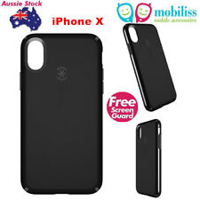 Genuine Speck CandyShell Protective Case for Apple iPhone X / Xs 5.8 ' Black +TP