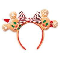 NEW Gingerbread Minnie Mouse Ear Headband