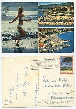 20718-SANREMO-SAN REMO-Riviera dei Fiori-AK, andate 28.5.1966