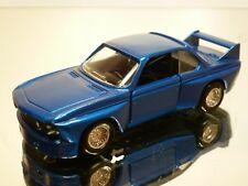 SOLIDO BMW 3.0 SL - BLUE METALLIC 1:43 - EXCELLENT - 4+5